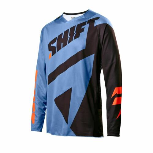 Shift 3Lack Mainline Motocross Mez (kék)