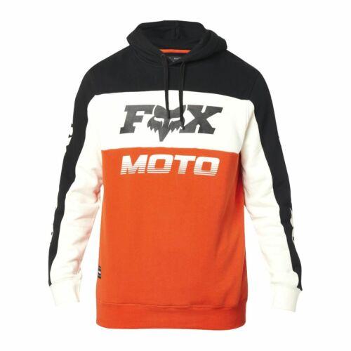 Fox Racing Charger Kapucnis Pulóver (Narancs)