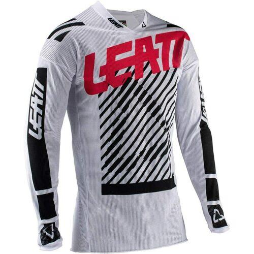 Leatt GPX 4.5 X-Flow Motocross Mez (fehér-fekete-piros)