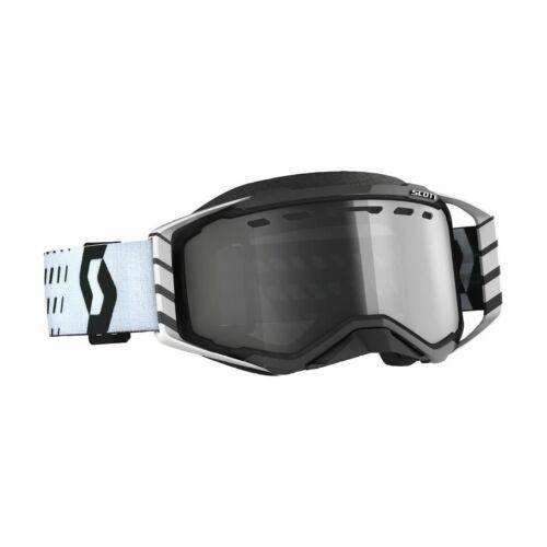Scott Prospect Enduro LS Szemüveg (Fekete-fehér)