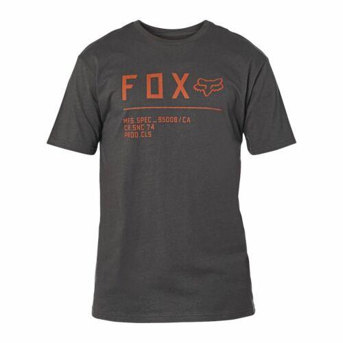 Fox Racing Non Stop Premium Póló (Fekete-Narancs)