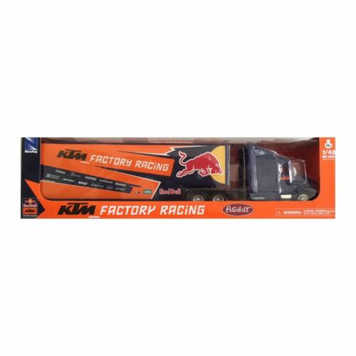 Jopa KTM Factory Racing Red Bull Kamion Makett (1:43)