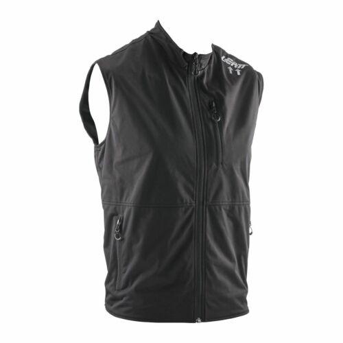 Leatt Brace Race Vest Enduro Mellény (Fekete)
