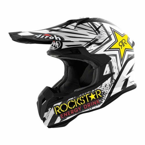 Airoh Terminator Open Vision Rockstar MX Bukósisak (Rockstar matt)