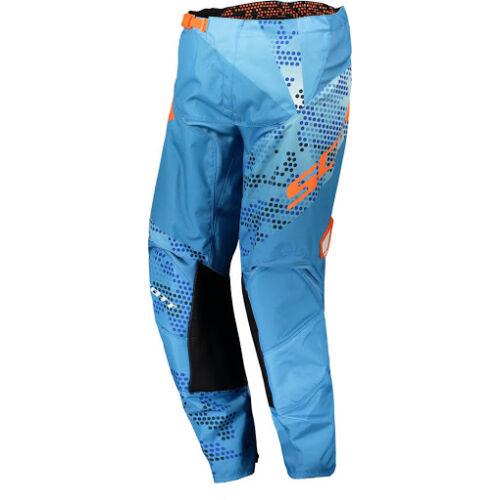 Scott 350 Dirt Motocross Nadrág (kék-orange)
