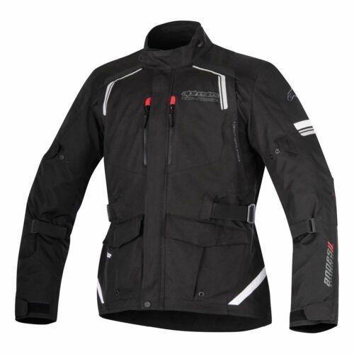 Alpinestars Andes V2 DRYSTAR Túramotoros Kabát (Fekete)