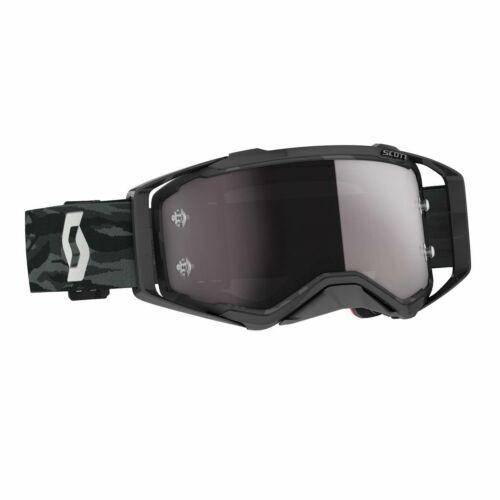 Scott Prospect Motocross Szemüveg (Ezüst-tükrös)