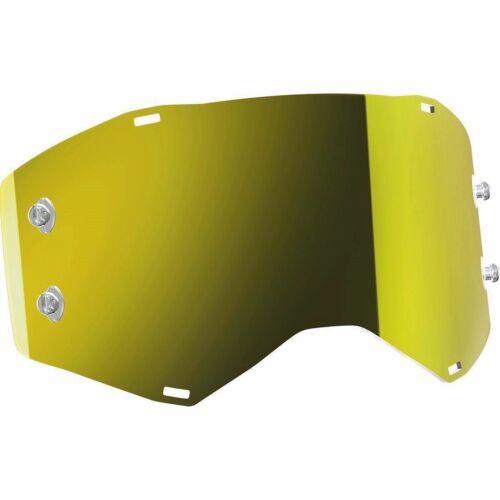 Scott Prospect Szemüveglencse (Sárga tükrös)