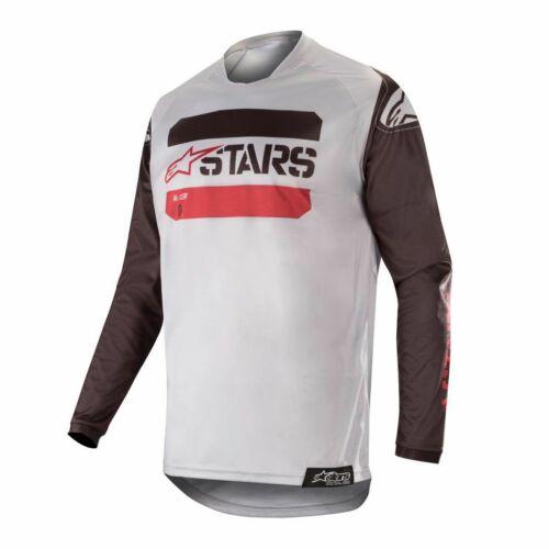 Alpinestars Racer Tactical Motocross Mez (Burgundy)