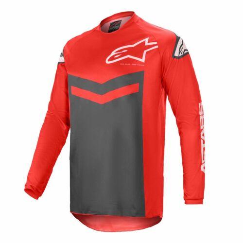 Alpinestars Fluid Speed Motocross Mez (Piros)