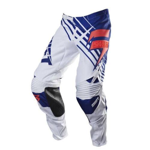 Shift Faction Motocross Nadrág (kék-fehér)