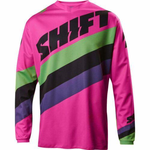 Shift Whit3 Tarmac Cross Mez (Pink)