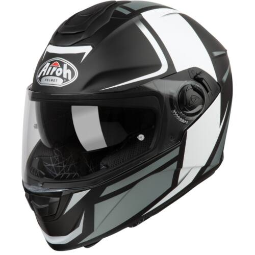 Airoh ST301 Wonder Zárt Bukósisak (Fekete Matt)