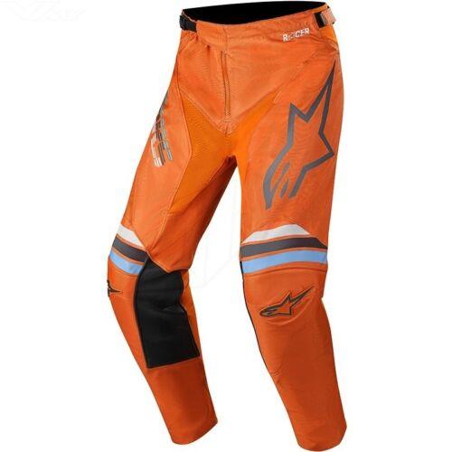 Alpinestars Racer Braap Motocross Nadrág (fluo orange)