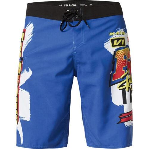 Fox Castr Boardshort 21 Fürdőnadrág (kék)
