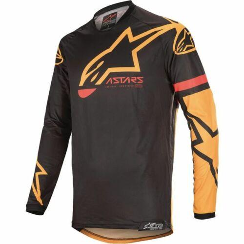 Alpinestars Racer Tech Compass MX Mez (fekete-orange)