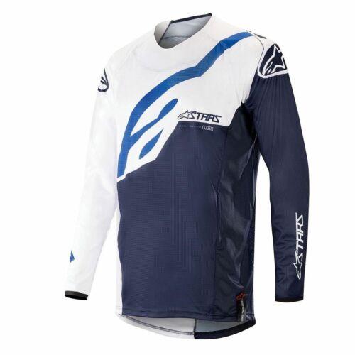 Alpinestars Techstar Factory MX Mez (Fehér-kék)