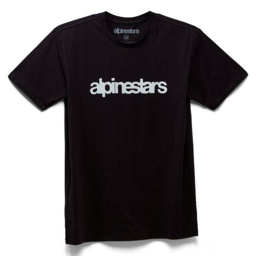 Alpinestars Heritage World Póló (Fekete)