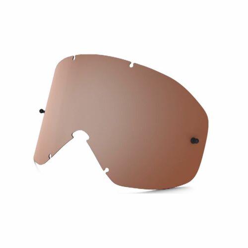 Oakley O2 és O-Frame 2.0 Tükrös Szemüveglencse (Fekete)