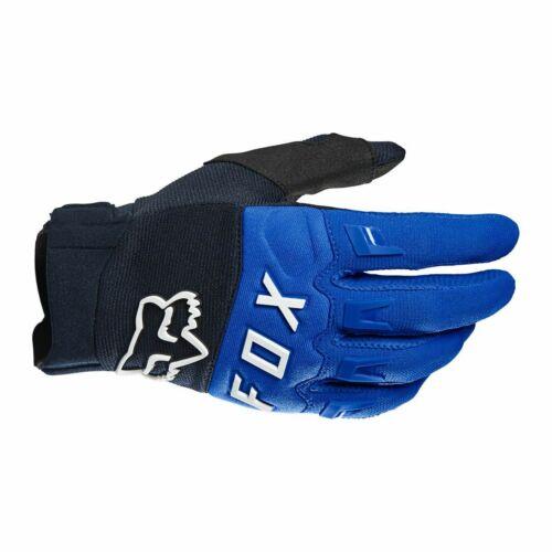 Fox Dirtpaw MX22 Motocross Kesztyű (Kék)