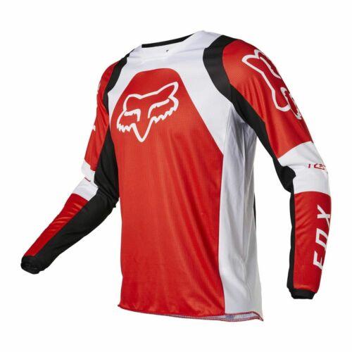 Fox Racing 180 LUX Motocross Mez (Piros)