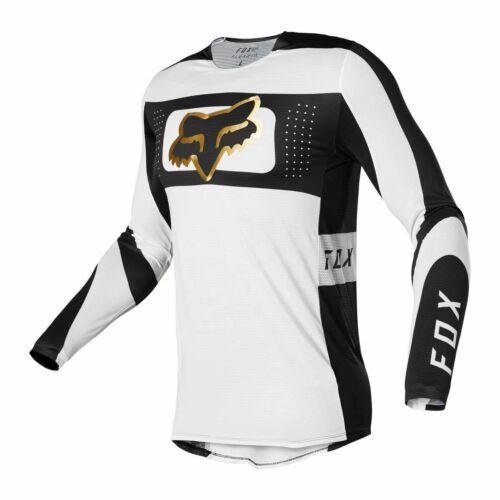 Fox Racing FLEXAIR Mirer Motocross Mez (Fehér)