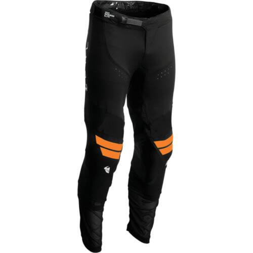 Thor Prime Hero Motocross Nadrág (Fekete-fluo orange)