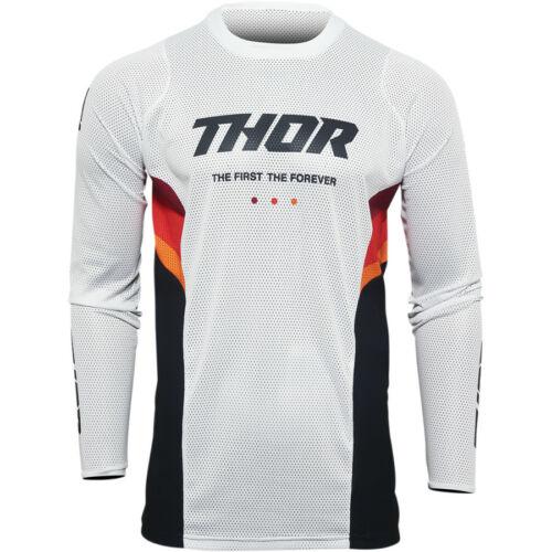 Thor Pulse Air React Motocross Mez (Fehér-midnight)
