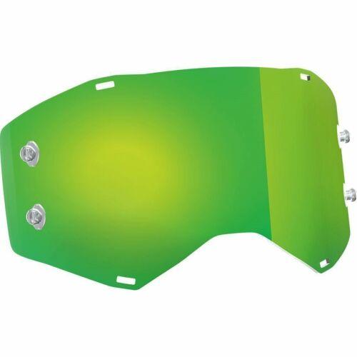 Scott Works Szemüveglencse (Zöld Tükrös)
