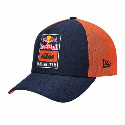 Red Bull KTM New Era Patch Trucker Baseball Sapka (Navy-Narancs)