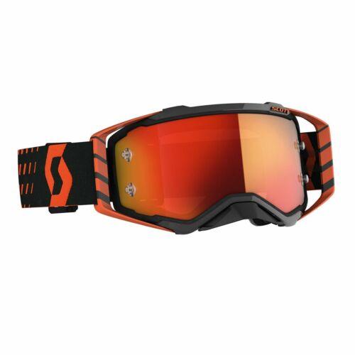 Scott Prospect Motocross Szemüveg (Narancs-Fekete)