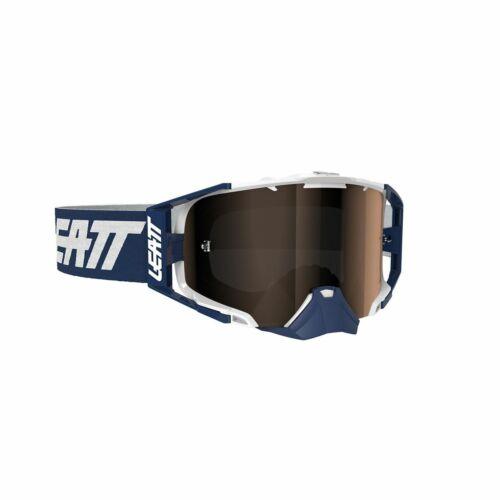 Leatt Velocity 6.5 Iriz Motocross Szemüveg (Fehér)