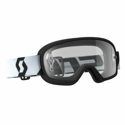 Scott Buzz MX Gyerek Szemüveg (Clear)