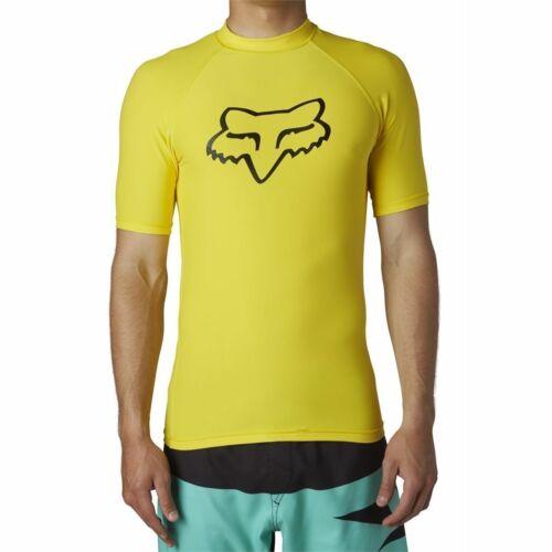 Fox Rashguard Legacy Speciális Felső (Sárga)