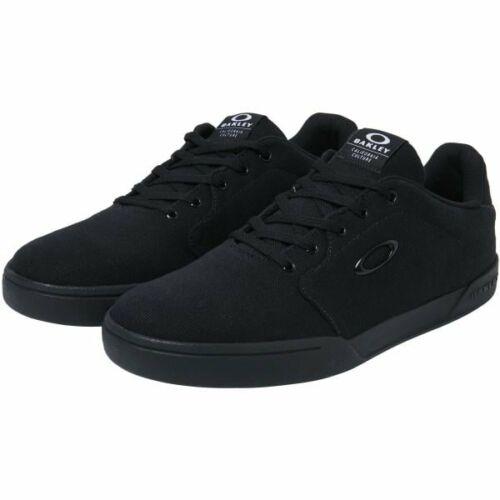 Oakley Canvas Flyer Sneaker Utcai Cipő (Fekete)
