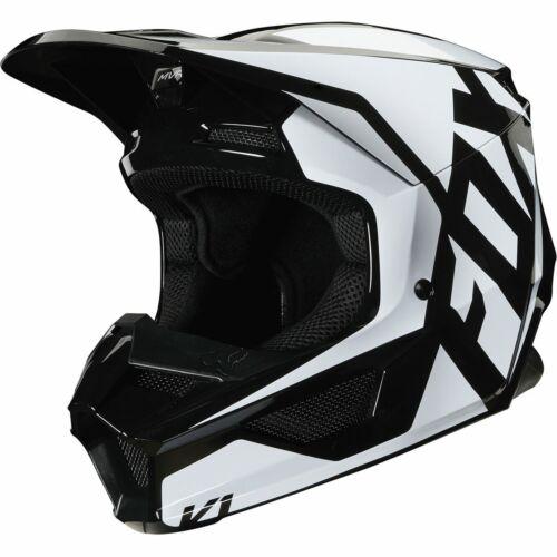 Fox V1 Prix MVRS Gyerek Motocross Bukósisak (Fekete)