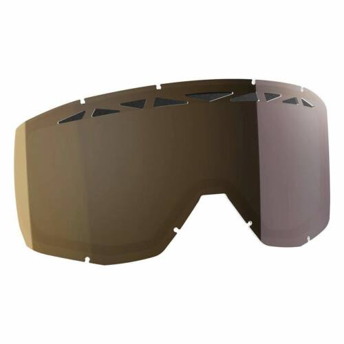 Scott Hustle / Tyrant Dupla Szemüveglencse (Ezüst tükrös)