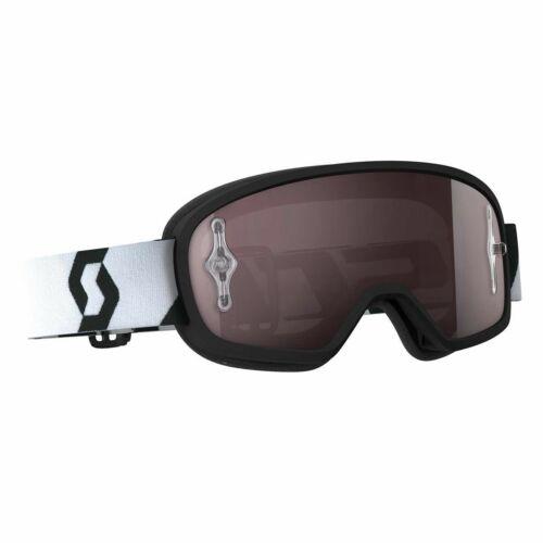 Scott Buzz MX Gyerek Szemüveg (Chrome)