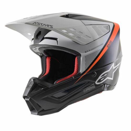 Alpinestars S-M5 Rayon MX Bukósisak