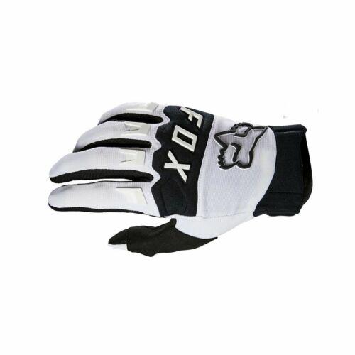 Fox Dirtpaw MX21 Motocross Kesztyű (Fehér)