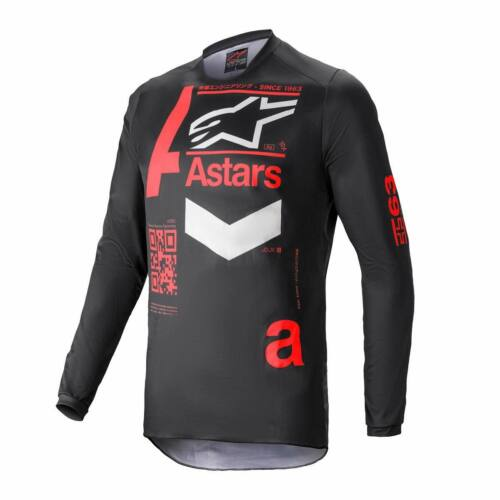 Alpinestars Fluid Chaser Motocross Mez (Piros)