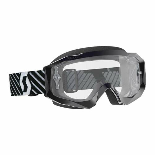 Scott Works Hustle Motocross Szemüveg (Fekete-fehér)