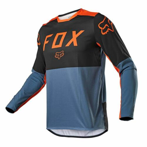Fox Racing Legion LT Enduro Mez (Blue Steel)