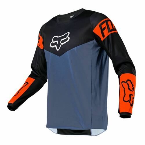Fox Racing 180 Revn Motocross Mez (Blue Steel)