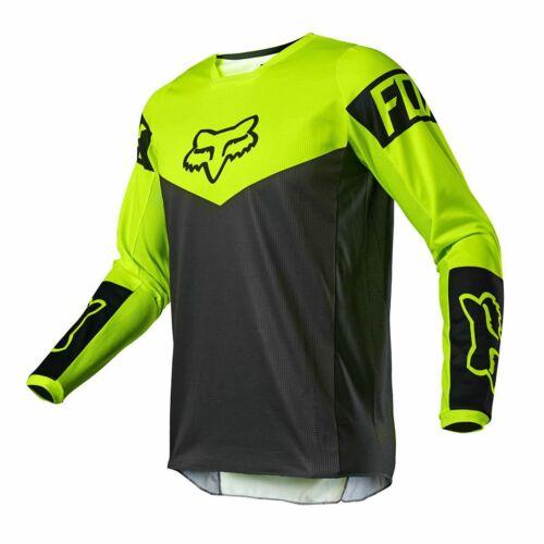 Fox Racing 180 Revn Motocross Mez (Fluo)
