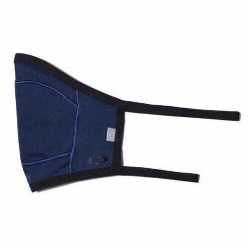 Oakley Fitted LGT Szövet Szájmaszk (Kék)