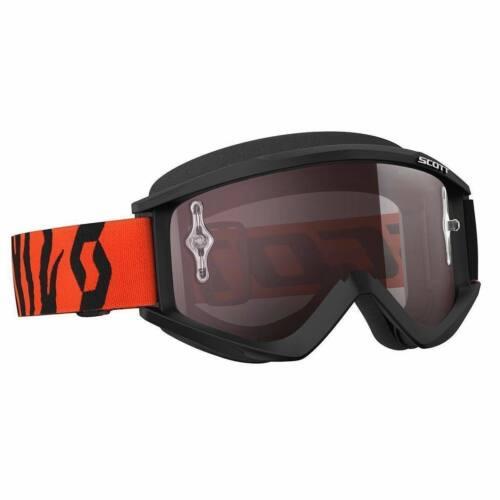 Scott Recoil XI BLACK ORANGE Szemüveg