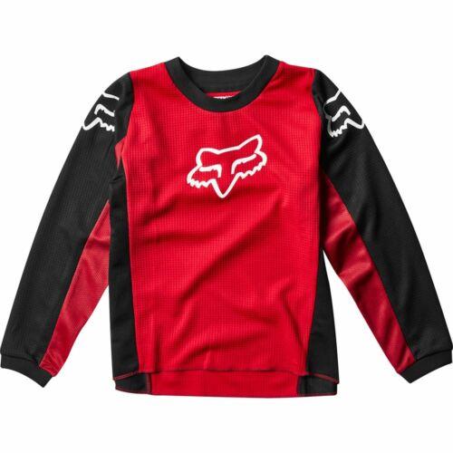 Fox 180 Prix Kisgyerek Motocross Mez (Piros)