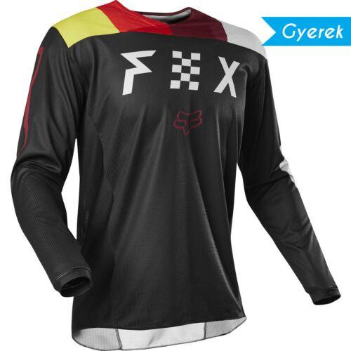 Fox 180 Rodka SE Gyerek Motocross Mez