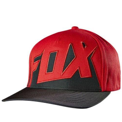 Fox Projector FlexFit Baseball Sapka (Piros)